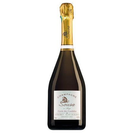 De Sousa & Fils  De Sousa Champagne Grand Cru Cuvee des Caudalies Extra Brut