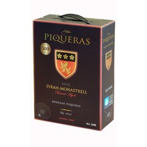 Piqueras Monastrell-Syrah BIB 3 liters