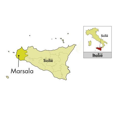 2018 Caruso e Minini Terre Sizilianischer Syrah-Frappato