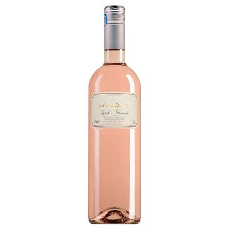 2019 L'Arjolle Côtes de Thongue rosé