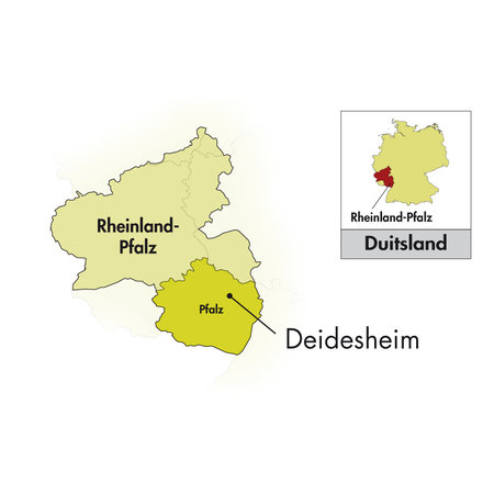 2018 Reichsrat von Buhl Pfalz Bone Dry Riesling Trocken