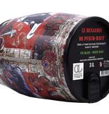 Château Puech-Haut Le Benjamin White 3 Liter barrel 2020