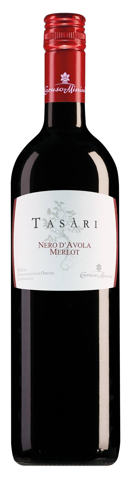Caruso e Minini Terre Siciliane Tasàri Nero d'Avola-Merlot 2019