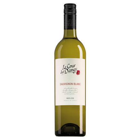 Badet-Clément 2019 La Cour des Dames zahlt den Sauvignon Blanc