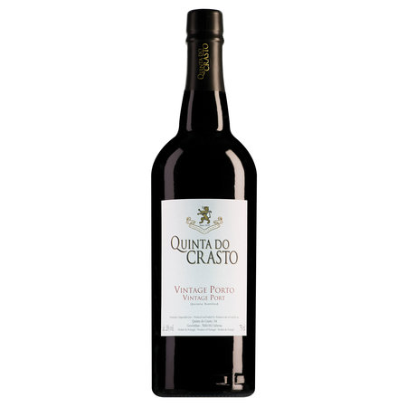 2017 Quinta do Crasto Vintage Port