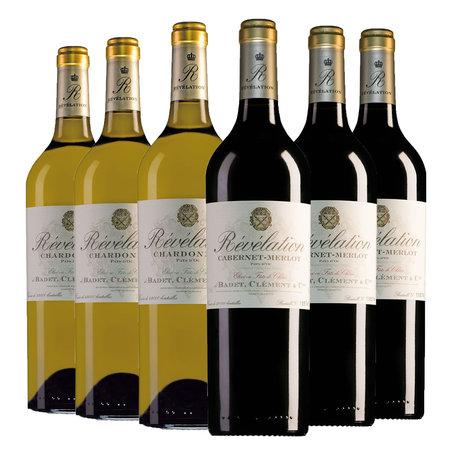 Badet-Clément Offenbarung Bestseller Weinpaket
