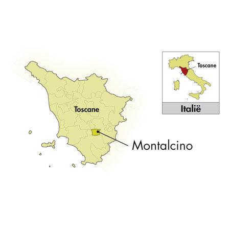 Castello Romitorio Rosso di Montalcino 2018
