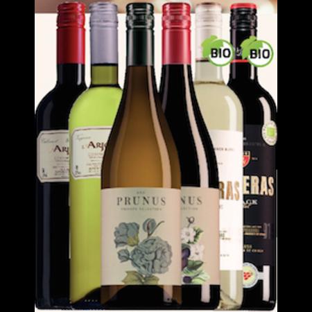 De best verkochte wijnen onder de 8 euro Proefpakket