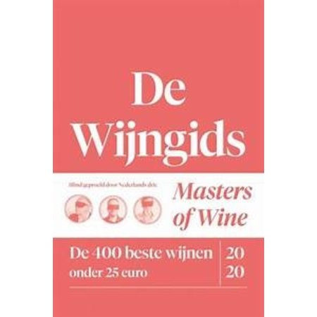 De Wijngids, Masters of Wine
