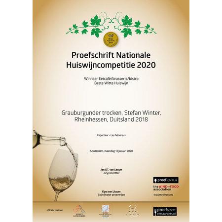 Stefan Winter Rheinhessen Grauburgunder 2020