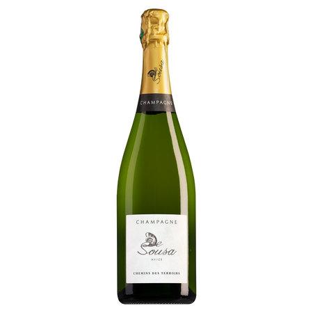 De Sousa & Fils Die Sousa Champagne Chemins des Terroirs Brut
