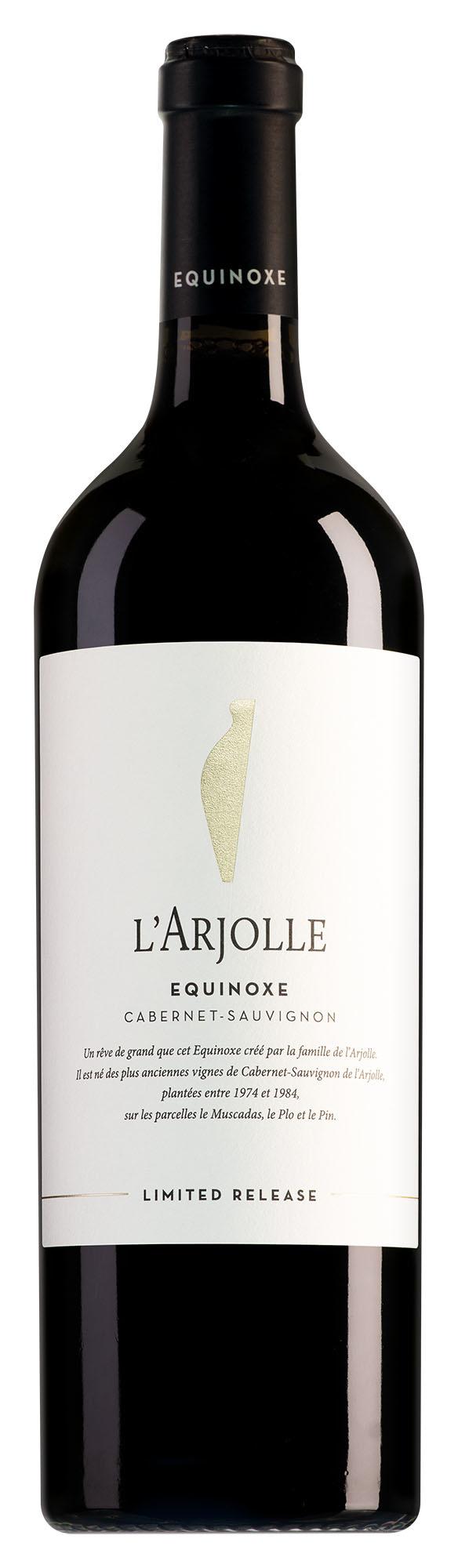 Domaine de l'Arjolle Côtes de Thongue Equinoxe Limited Cabernet 2019
