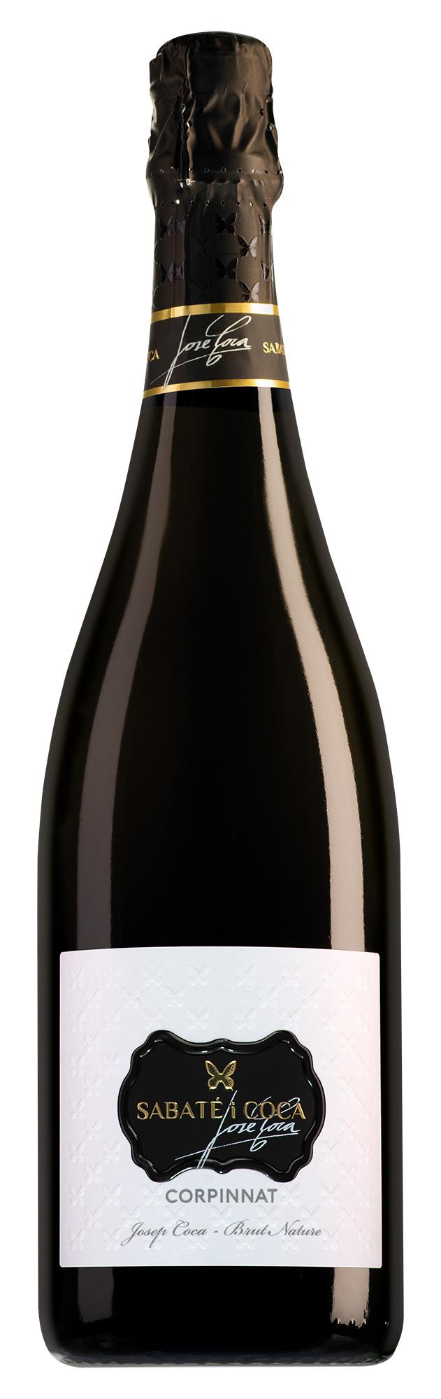 Sabaté i Coca Corpinnat Josep Coca Brut Natur 2014