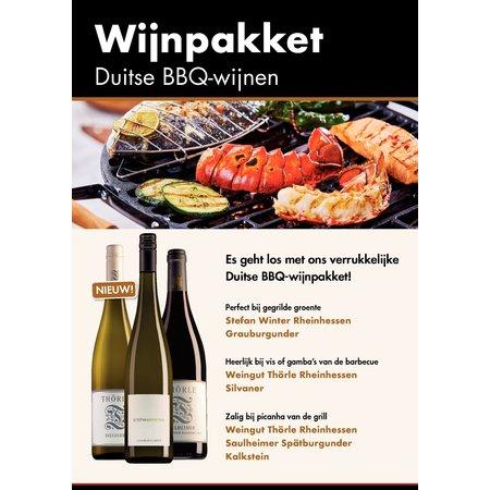 Deutsches BBQ Weinpaket