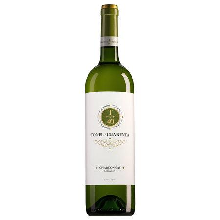 Tonel Cuarenta Utiel-Requena Chardonnay 2018