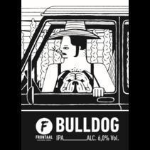 Brewery Frontaal IPA Buldog