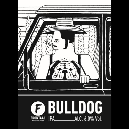Brouwerij Frontaal IPA Buldog