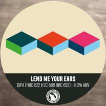 Heulende Hopfen DIPA Leih mir deine Ohren