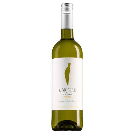 L'Arjolle Equilibre Zéro Viognier-Sauvignon Blanc alcohol-free