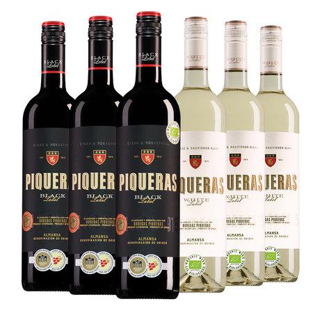 Piqueras Piqueras Hausweinprobenpaket