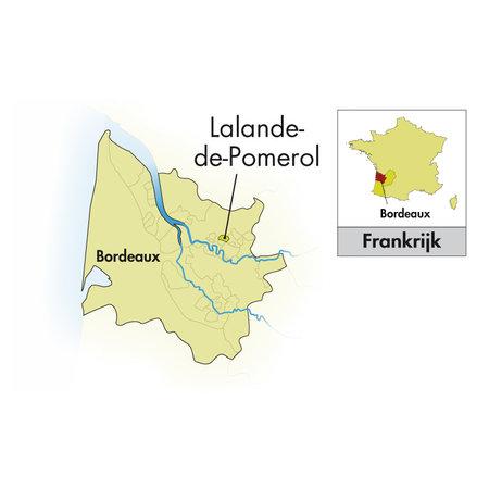 Schloss Les Cruzelles Lalande de Pomerol 2017