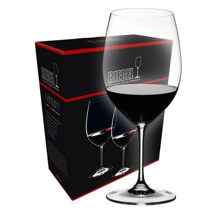 Riedel Vinum Cabernet-Merlot wine glass (set of 2 for € 39.90)