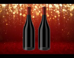 Werbegeschenk 2 Flaschen