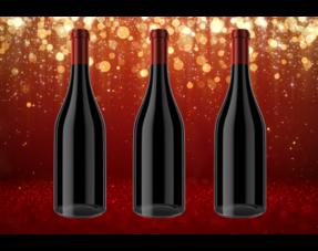 Promotional gift 3 bottles