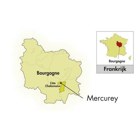 Domaine Raquillet Mercurey Rouge Les Veleys 1er cru 2018