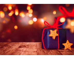 Dordts Christmas package