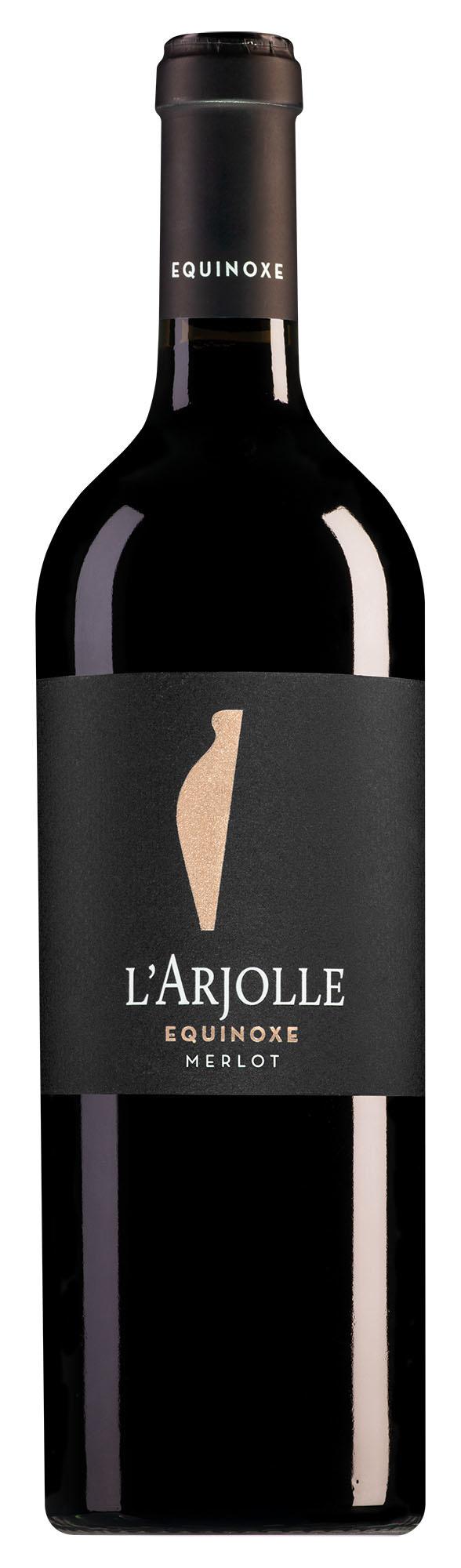 Domaine de l'Arjolle Côtes de Thongue Equinoxe Merlot 2019