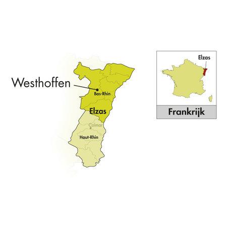 Domaine Loew Domaine Löw Elsass Riesling Muschelkalck 2019