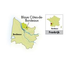 Château Cap Saint-Martin Blaye Côtes de Bordeaux Cuvée Prestige Sauvignon Blanc