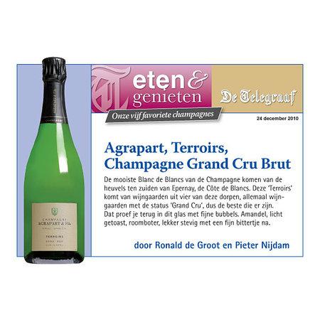 Agrapart Champagner Grand Cru Terroirs Extra Brut Magnum