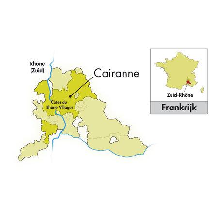 Domaine Alary Cairanne Jean de Verde 2018