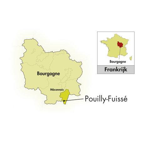 Domaine La Soufrandise Pouilly-Fuissé Velours d'Automne 2019