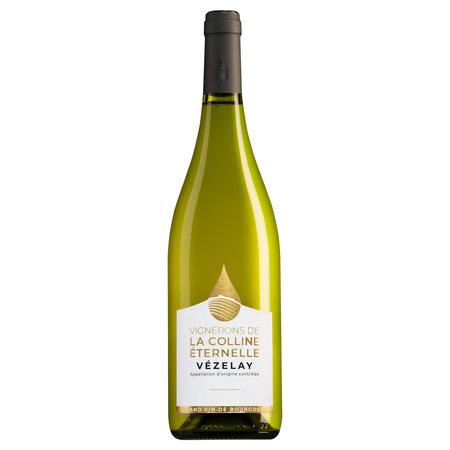 Vignerons de la Colline Éternelle Vézelay Bourgogne Chardonnay 2018