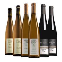 Wijnpakket Alsace Wijnen