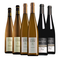 Wine package Alsace Wines