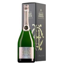 Charles Heidsieck Champagner Blanc de Blancs in Geschenkbox