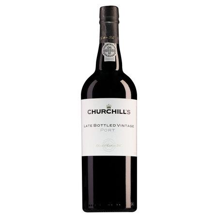 Churchills spät abgefüllter Weinleseport 2015