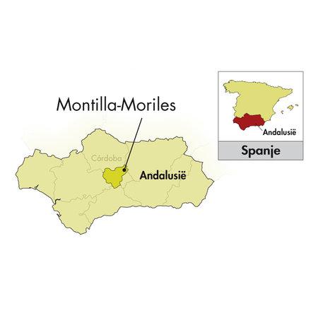 Alvear Montilla-Moriles Pedro Ximénez de Añada 2017375 ml.