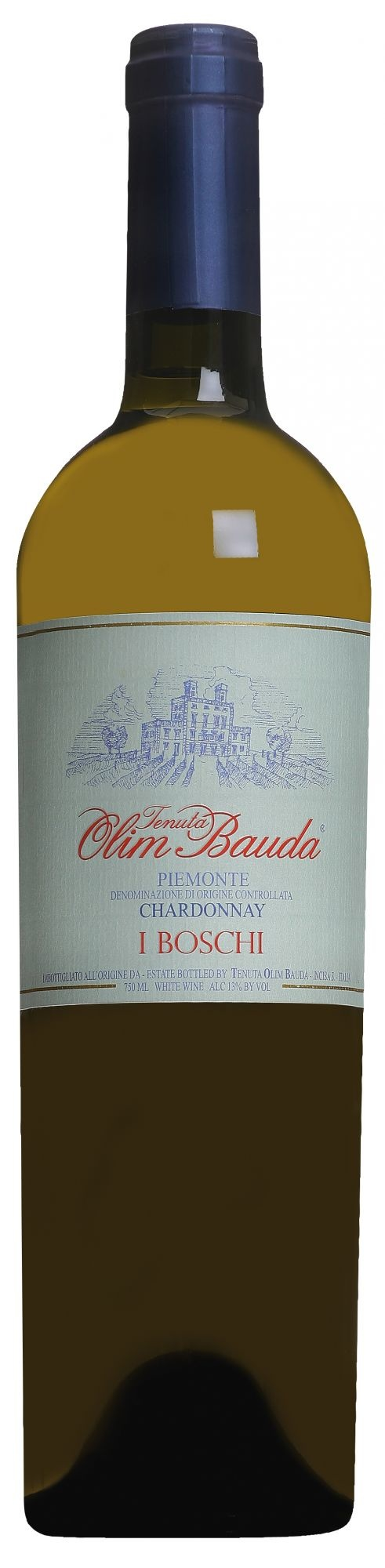 Olim Bauda Tenuta Olim Bauda Piemonte Chardonnay I Boschi 2019