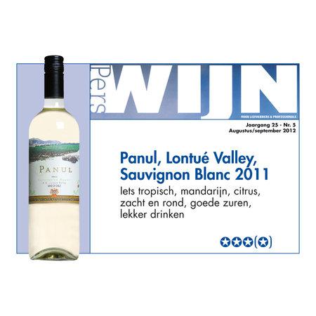 Panul Lontué Valley Sauvignon Blanc 2019