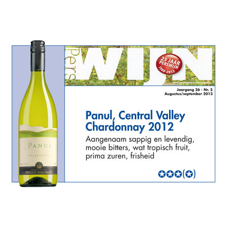 Panul Central Valley Chardonnay 2020