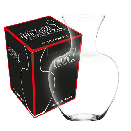 Riedel Decanter Apple NY wine carafe