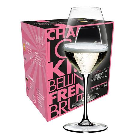 Riedel Champagnerglas (4er-Set)