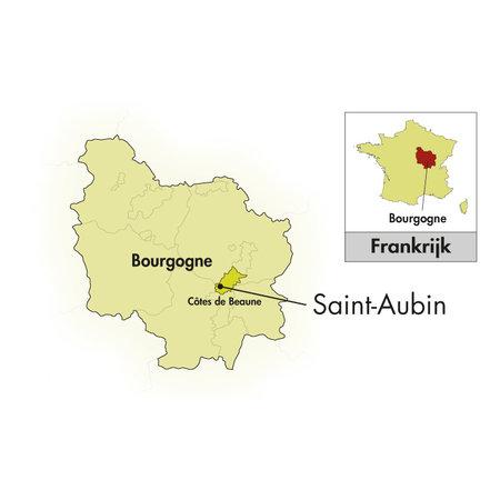 Domaine Bouard-Bonnefoy Saint-Aubin 1er cru Les Combes 2019