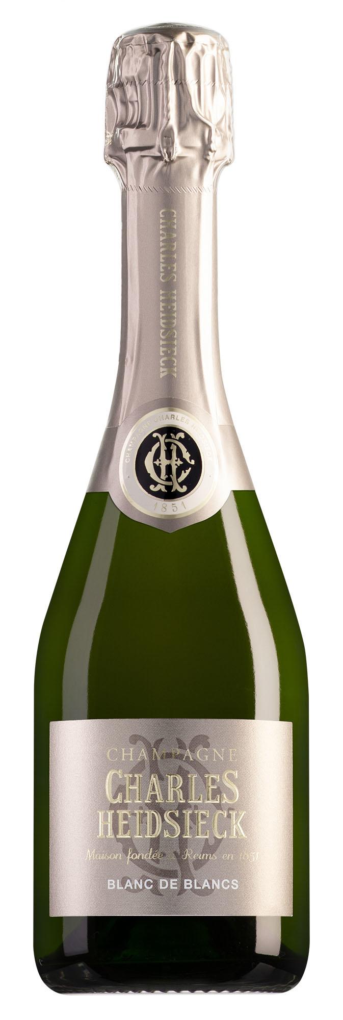 Charles Heidsieck Champagne Blanc de Blancs half bottle