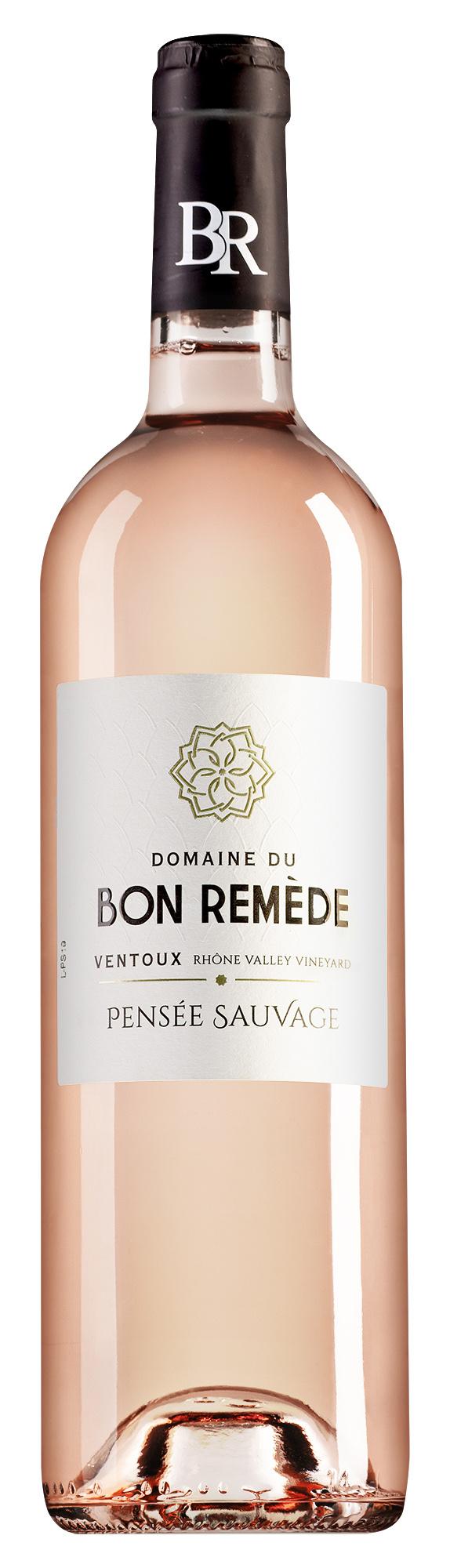 Domaine du Bon Remède Ventoux rosé 2020